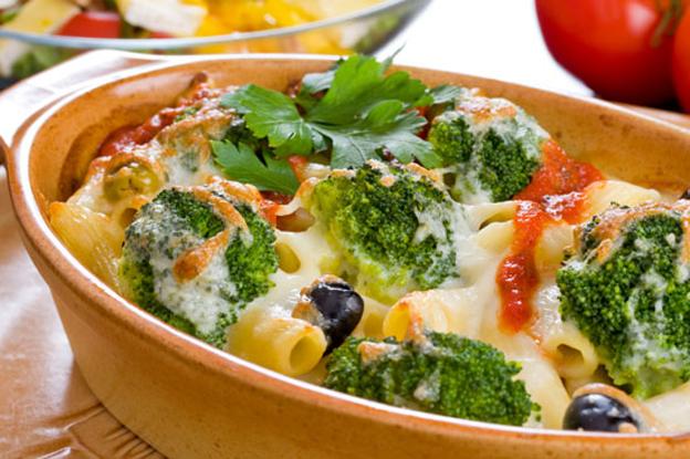 Рецепты из свежемороженых овощей
